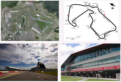 Gambar Sirkuit Silverstone