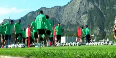 تشكيل المنتخب السعودى أمام ألمانيا فى المباراة الودية قبل المونديال