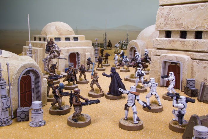 Too Much Lead Star Wars Legion Scale And Cynicism