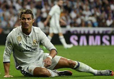 Cristiano Ronaldo has worst strike rate in top five leagues
