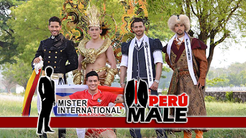 Mister International 2017 / 2018 │ National Costumes
