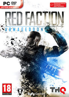 Download Red Faction Armageddon Complete PC Game Gratis