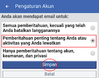cara melindungi akun fb, cara mengamankan akun fb, cara mengamankan akun facebook, cara amankan akun fb