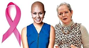 Mujeres cáncer pérdida de cabello tratamientos