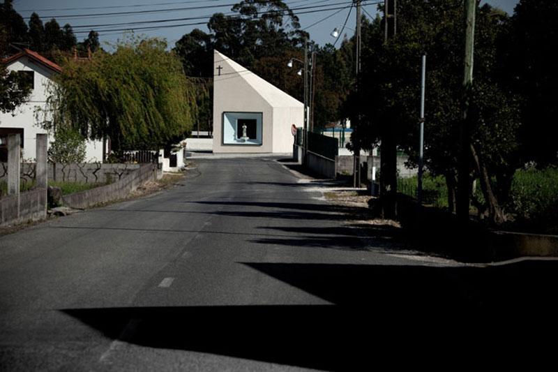 Capela-de-Santa-Filomena-06 Capela de Santa Filomena by Pedro Maurício Borges Design
