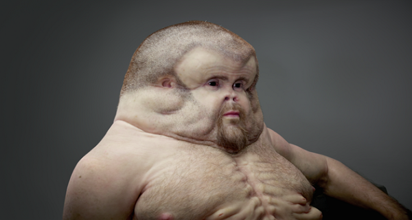 Meet Graham — The Superhuman Evolved To Survive Car Accidents!