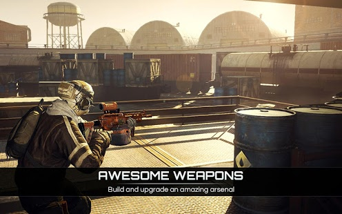 Afterpulse - Elite Army APK + Data Obb - Download Game Android Gratis Terbaru