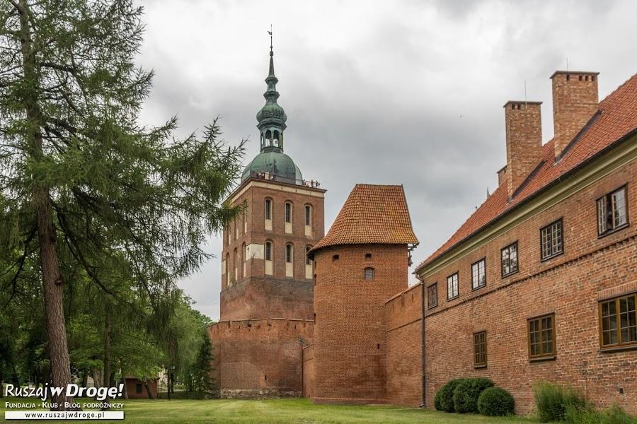Wieża Radziejowskiego we Fromborku