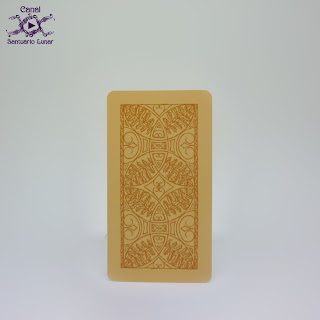 Tarot de Marseille (Heron) - Back of the cards