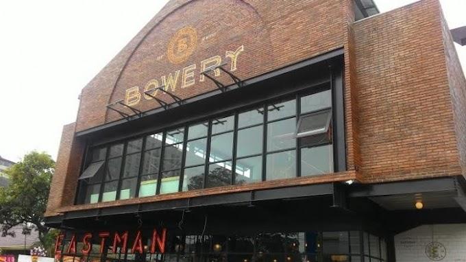 Nyobain Menu Makan Siang di Bowery