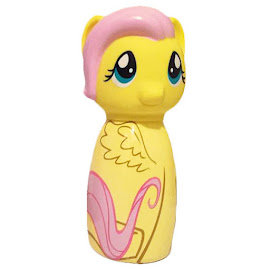 MLP Bubble Bath Bottle Fluttershy Figure by MZB Accessories