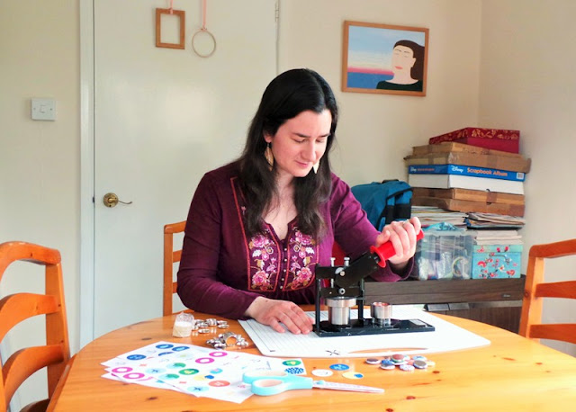 Jennifer Grace Creating Flair For Happy Scatter