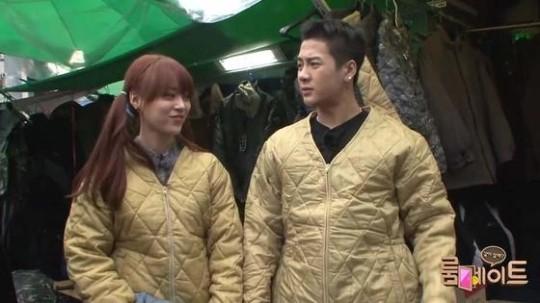 Jackson Wang And HEO Young-JI  Dating Rumors and Evidence