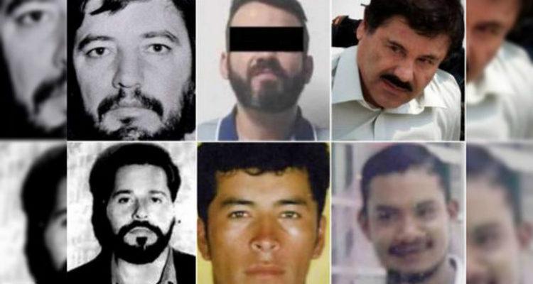 Capos mexicanos que se realizaron cirugías para evadir la justicia mexicana o a sus rivales.