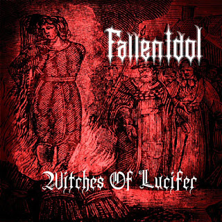 "Το single των Fallen Idol ""Witches of Lucifer"""