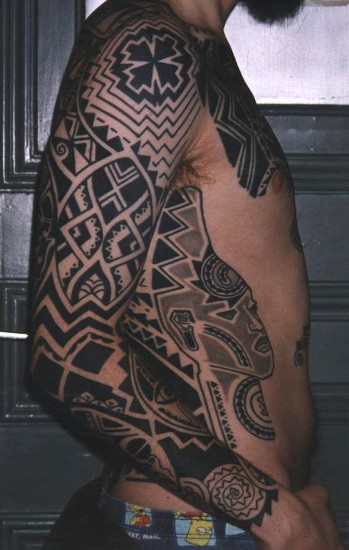 Pattern Tattoo: My Tattoo Designs: African Tattoos