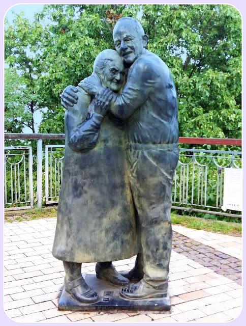 мариинский  парк киев памятник истории  любви