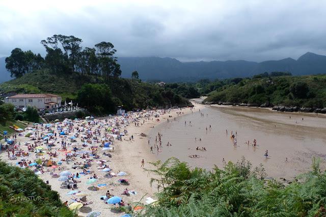 Playa de Póo - Llanes