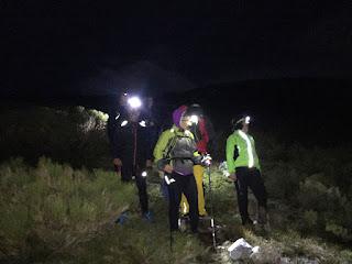 Subida Nocturna Laguna Maliciosa