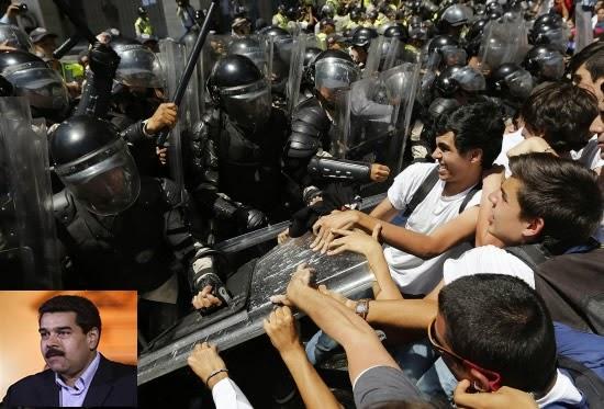 Maduro cancela viaje