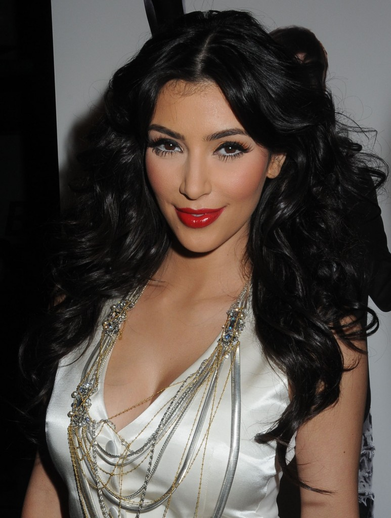 Celebrities Long Curly Hairstyles With Bangs ~ Prom Hairstyles