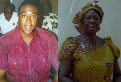 bob manuel udokwu late mother