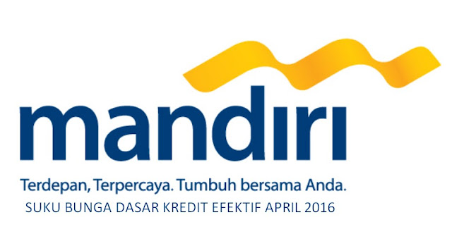 suku-bunga-kredit-bank-mandiri-april-2016