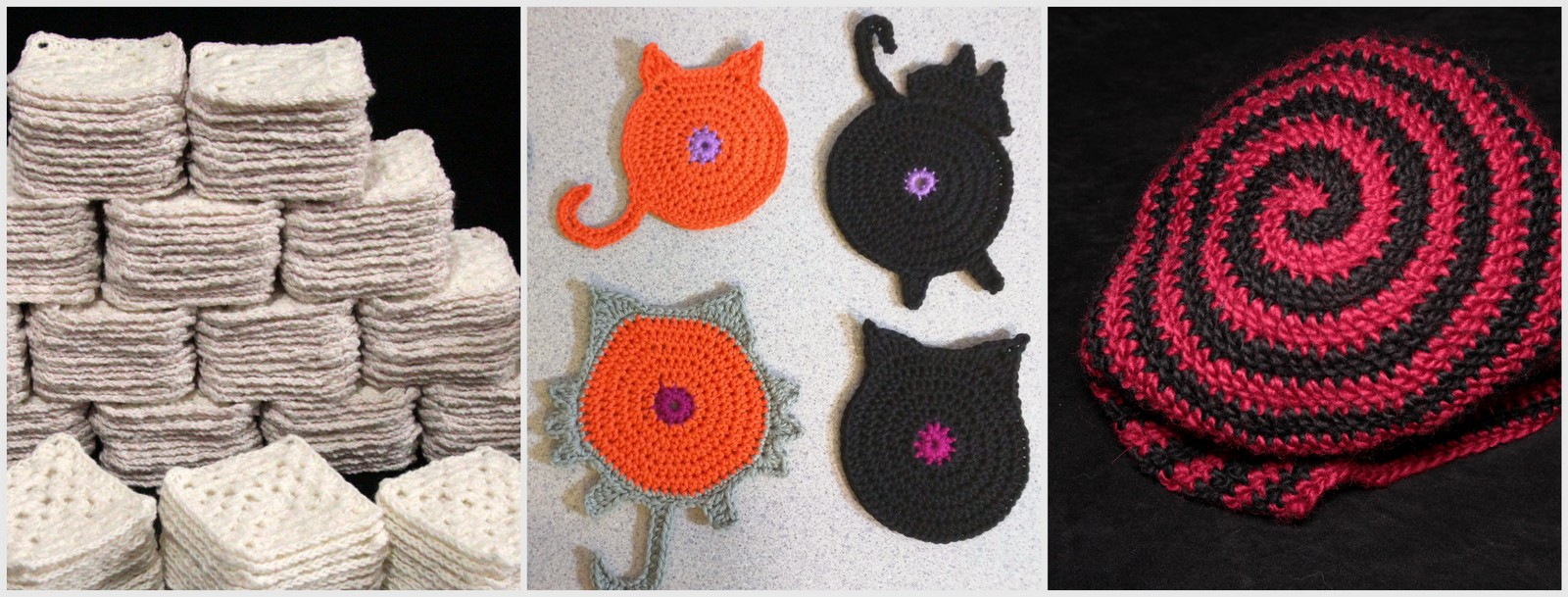 Click through for Crochet Projects