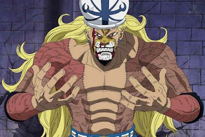 One Piece Chapter 925: Absalom Terbunuh! Kekuatan Buah Iblisnya di Ambil Alih Oleh Shiliew!