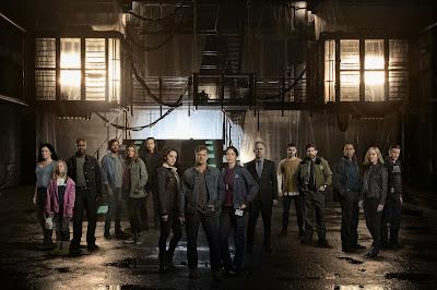 Nova série do AXN mistura ficção científica e suspense policial numa trama que discute temas atuais - Divulgação