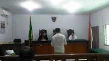 Diputuskan Pengadilan Jambi, Ali Didenda Rp20 Juta Karena Buang Sampah Sembarangan