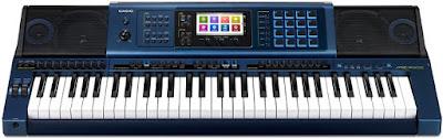 Daftar Harga Keyboard Casio Terbaru 2017