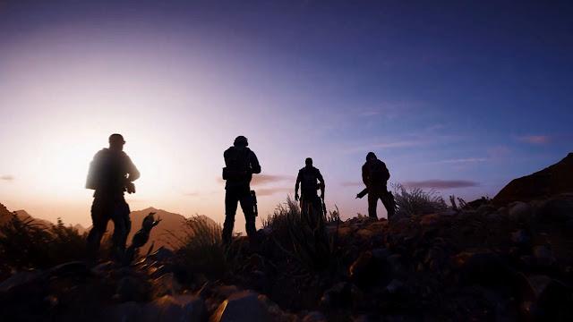العرض الرسمي للتجربة المجانية للعبة Ghost Recon Wildlands
