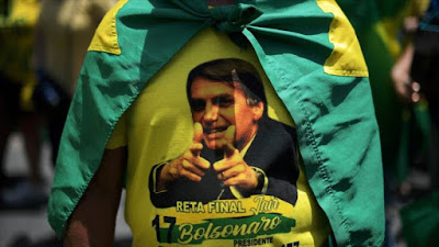 """Facebook cierra cuentas afines a Bolsonaro por difundir """"fake news"""""""
