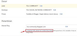 cara menghubungkan blogspot ke freenom