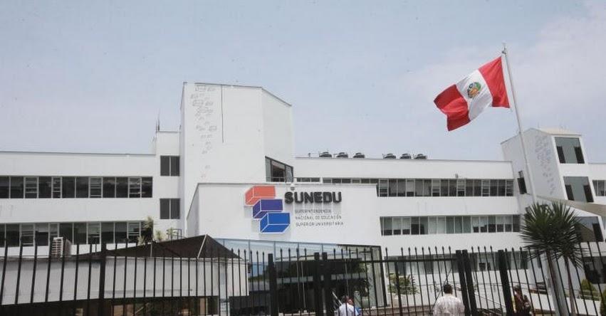 SUNEDU denuncia por difamación a José Luna fundador del grupo TELESUP y Luis Morey, abogado de dicha universidad