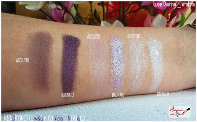 kajal, purple, palette eyeshadow ,  makeup eyes, NIYO&CO