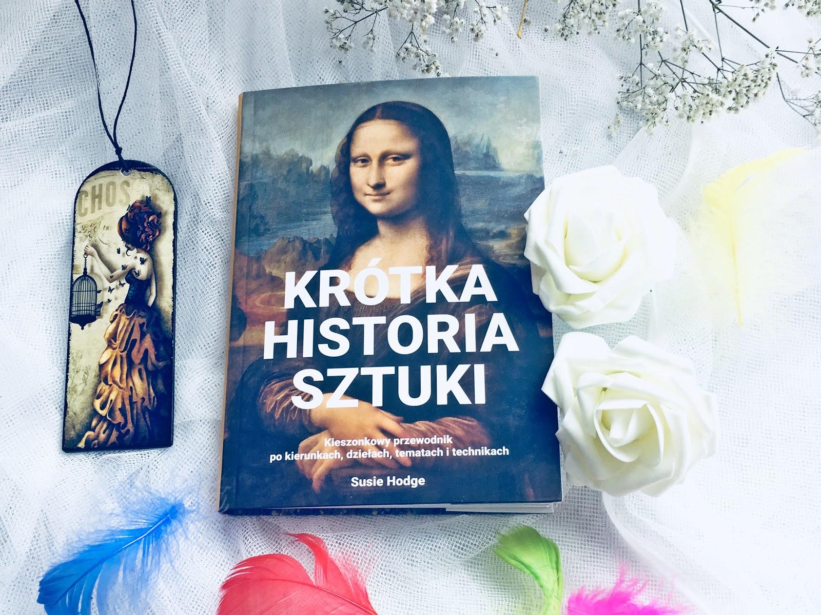 Krótka historia sztuki – Susie Hodge. Kieszonkowa Mona Lisa