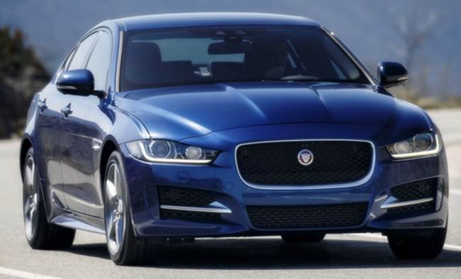 2018 Jaguar Xe Redesign
