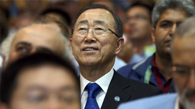 Ban Ki-moon: 'My replacement should be a woman'