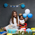 Tonto Dikeh Shares Photos And Video From Her Son's 1st Birthday