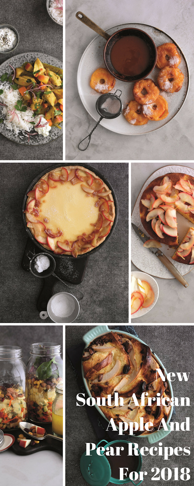 New South African Apple And Pear Recipes For 2018