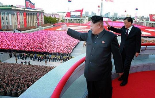 Parade militer Korut DPRK