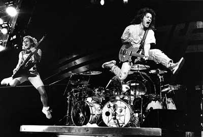 band van halen 12 Band Rock Legendaris Dunia Dalam Sejarah Musik