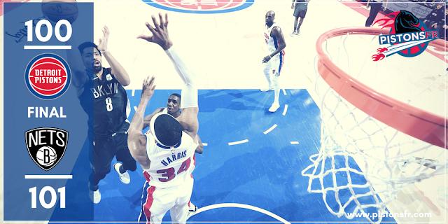 Pistons-Nets | PistonsFR, actualité des Detroit Pistons en France
