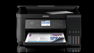 Download Epson EcoTank ITS L6160 drivers