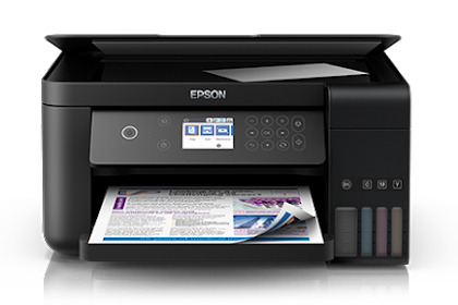 Epson EcoTank ITS L6160 Driver Download Windows, Mac, Linux