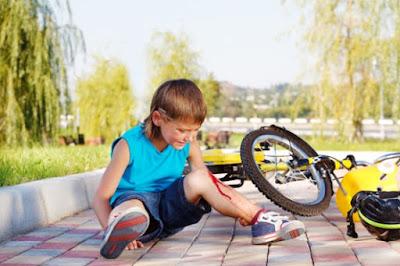 obat tradisional luka bernanah pada anak