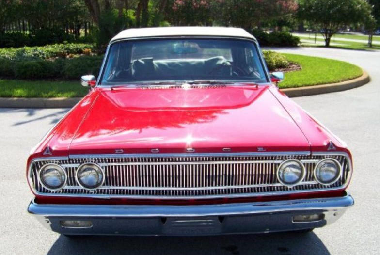 Dodge 6 and V8 Coronet 1965 Complete Wiring Diagram All about