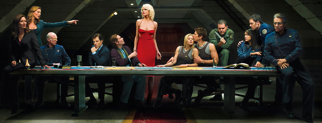 Battlestar Galactica Posters | Tv Series Posters and Cast